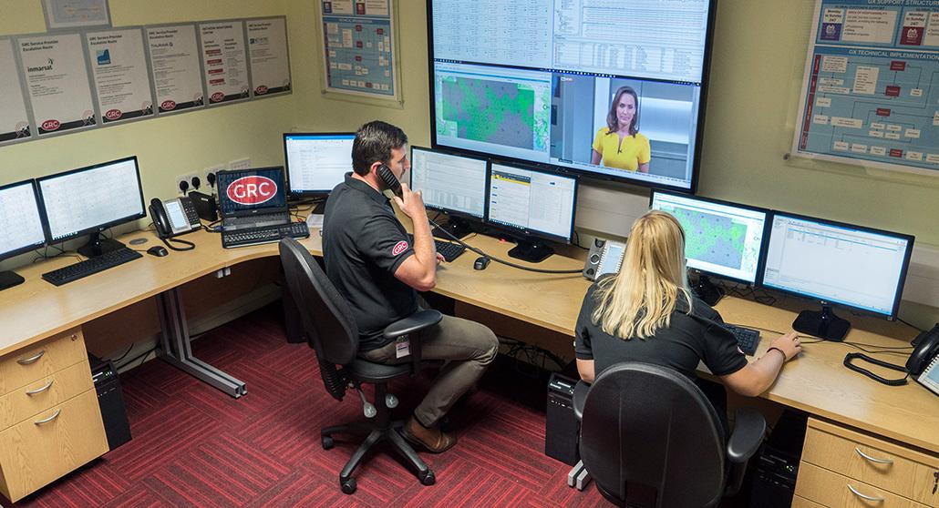GRC Network Monitoring Centre (NMC)