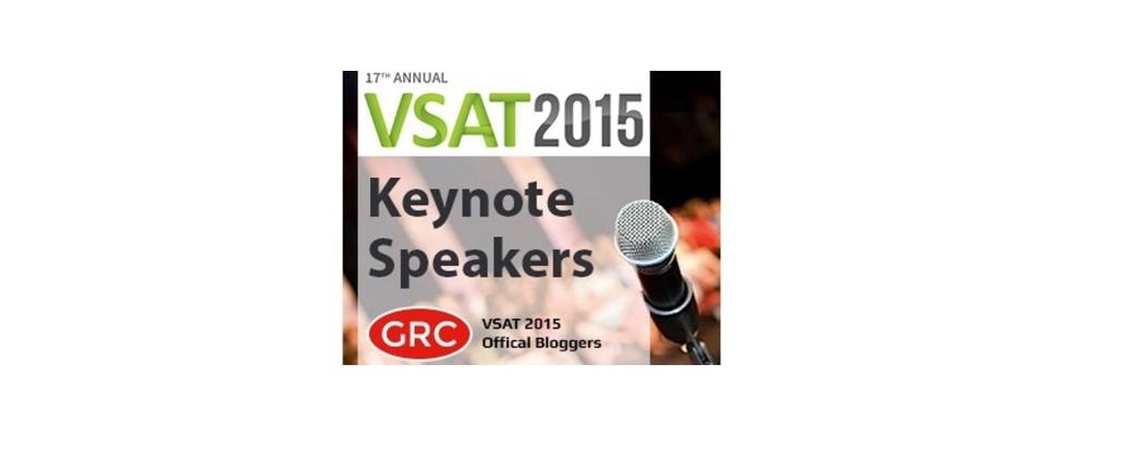 VSAT 2015 Keynote Speaker List