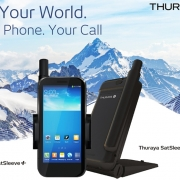 Thuraya SatSleeve+ Satphone