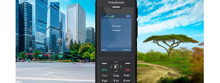 Thuraya XT-Pro Dual