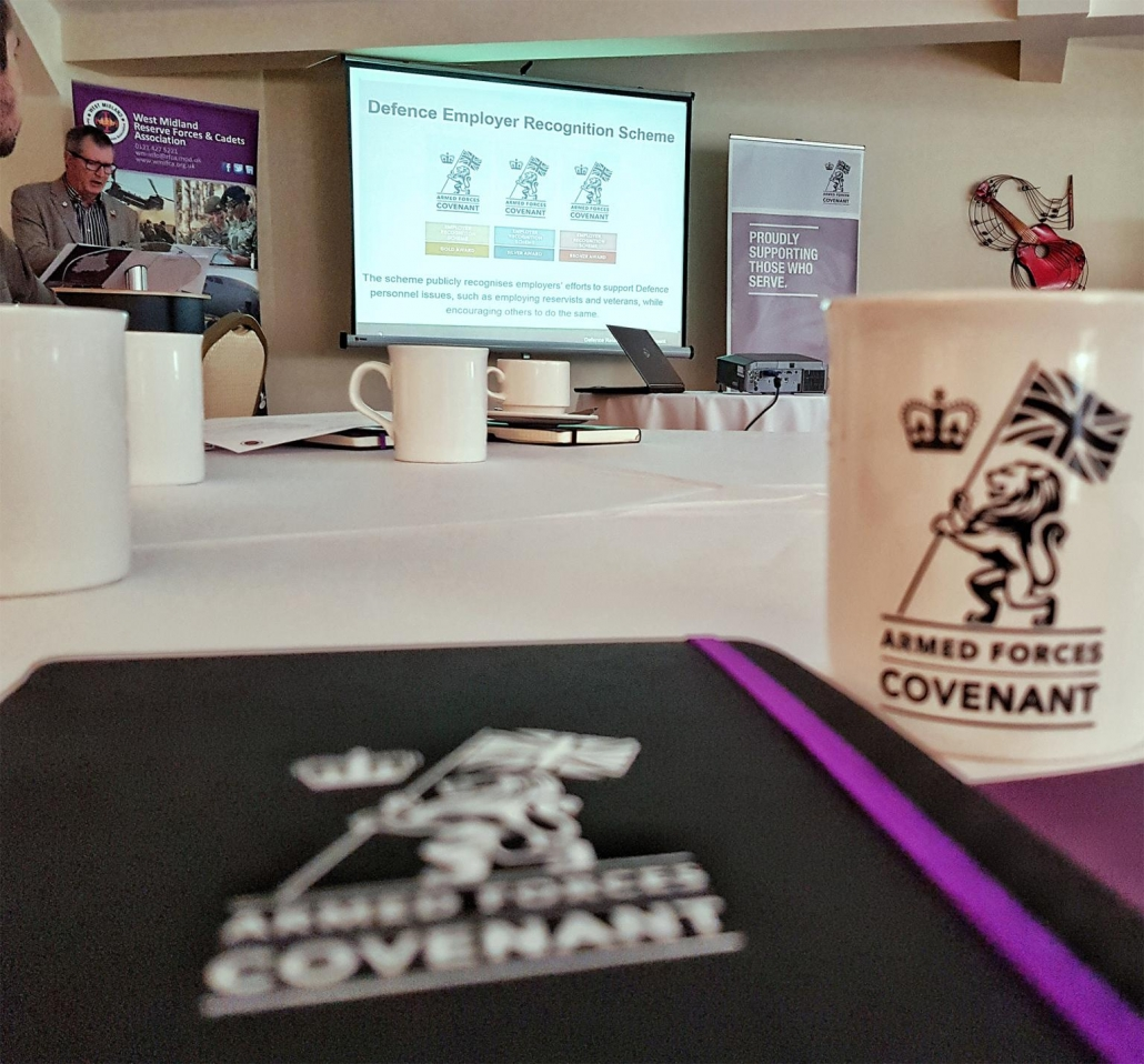 Armed Forces Covenant Hereford Workshop