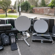 Scytale and Holkirk QD98 Satcom Terminals