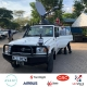 Kenya Red Cross 4x4 with C-Com Driveaway Antenna Ka-98G (Ka-Band)