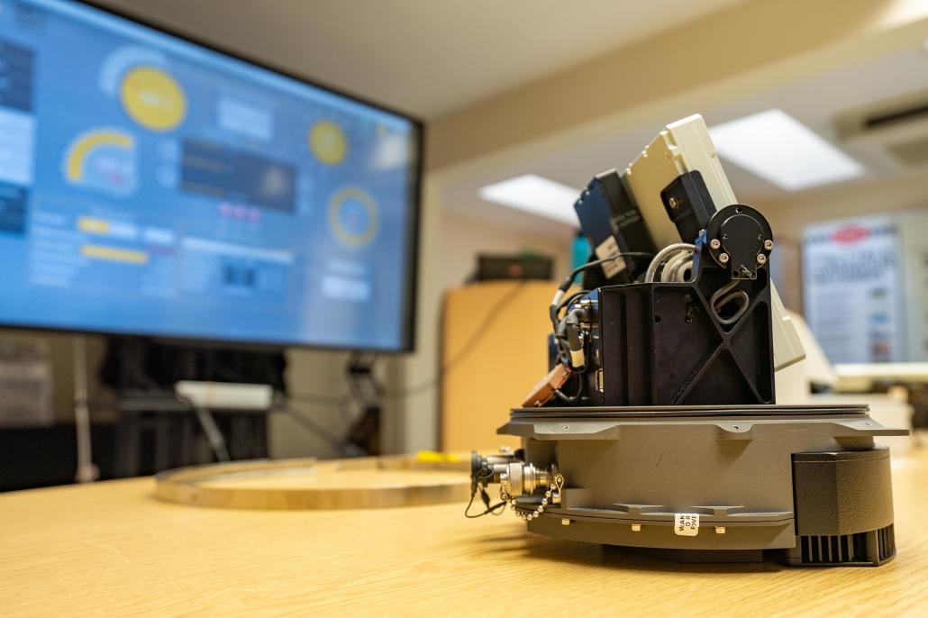 GetSat Nano Training at GRC